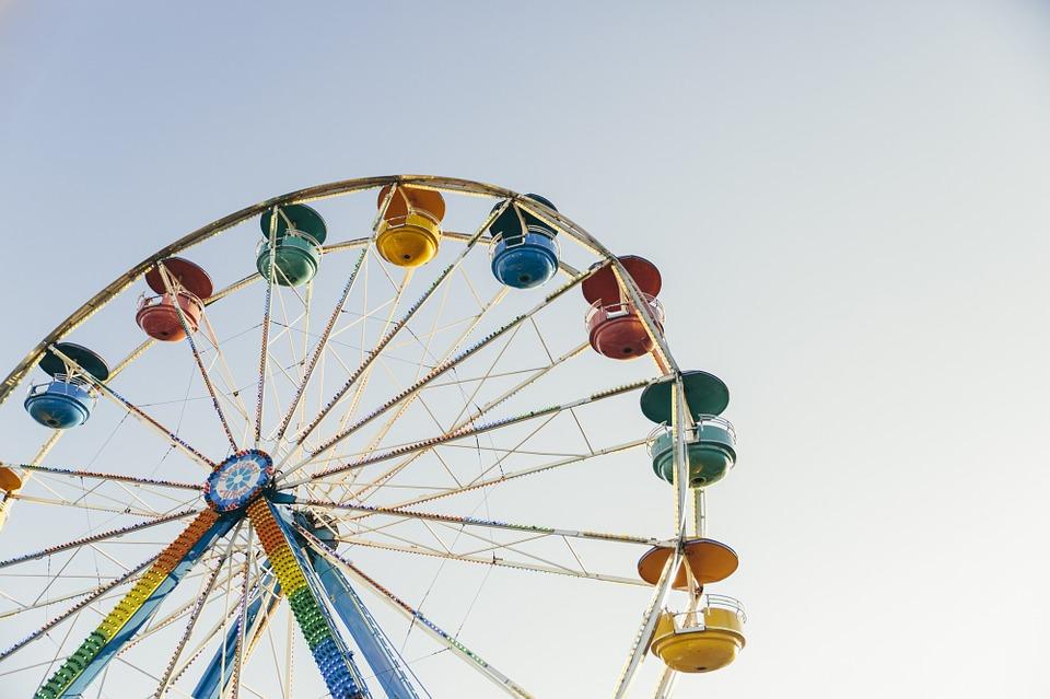 В Ялте может появиться 50-метровое колесо обозрения