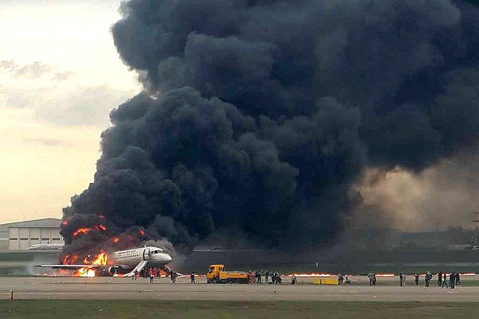 В авиакатастрофе в Шереметьево погиб житель Крыма