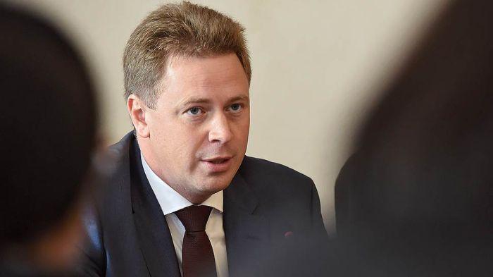 У губернатора Севастополя новый зам