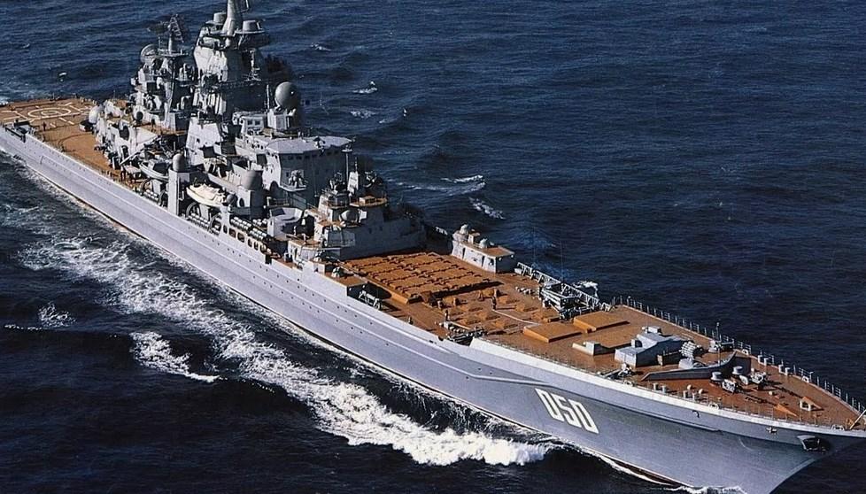 Российский крейсер признали самым мощным в мире