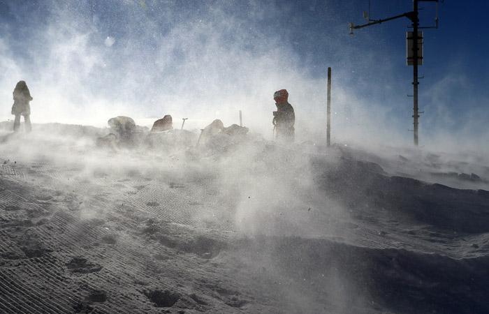 Под лавиной на Алтае погибли семь человек