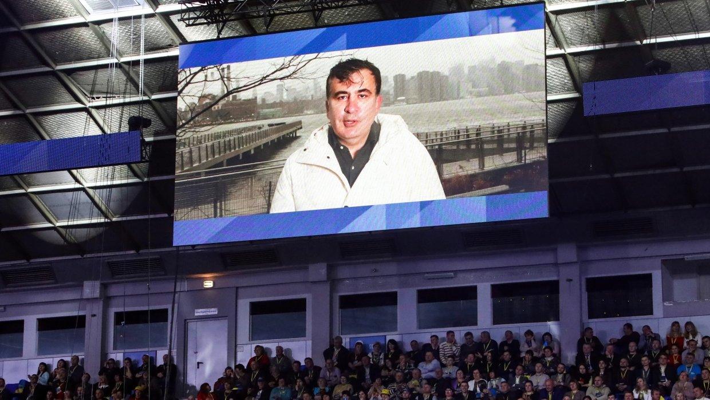 Саакашвили дал совет Зеленскому об отношениях с РФ