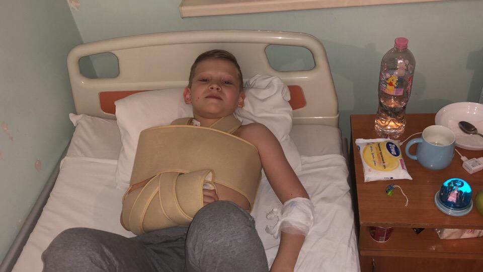 В Севастополе ребенок попал на операционный стол после урока карате