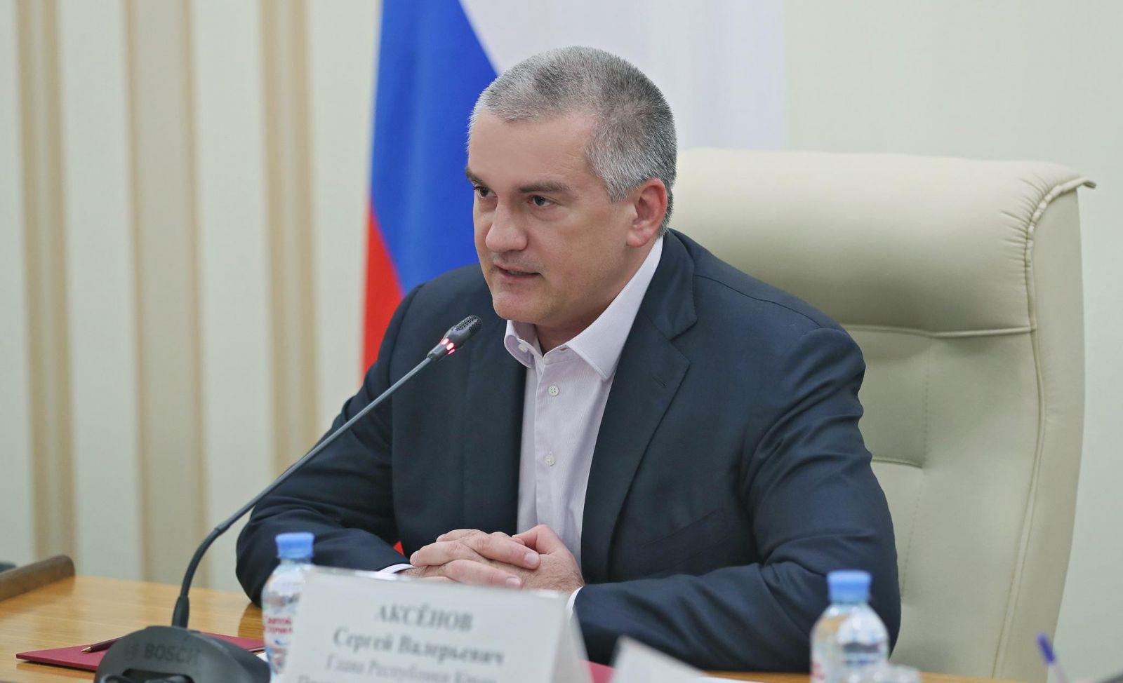 Поздравление Главы Крыма с Днем Победы