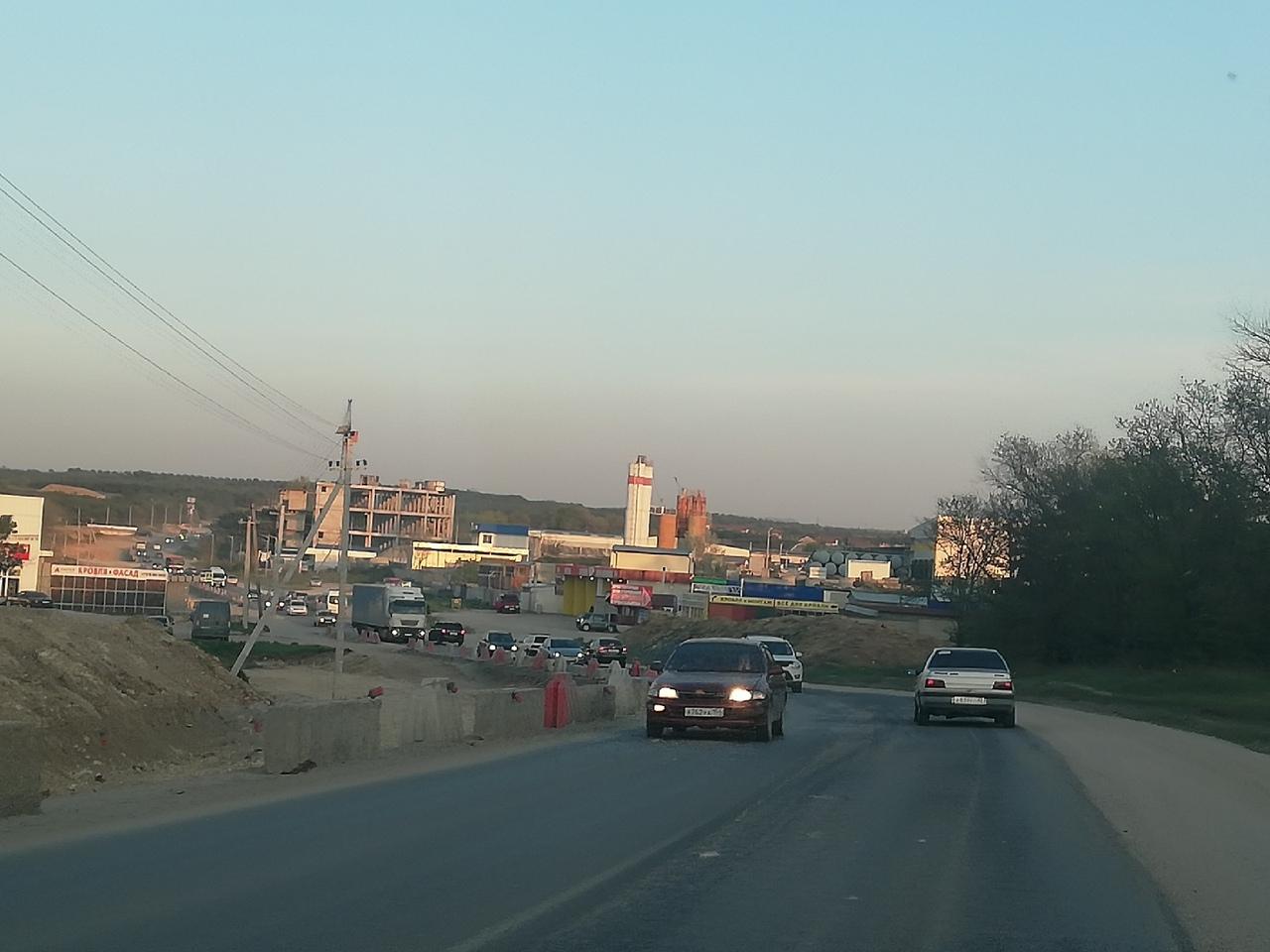 Власти назвали сроки сдачи Камышового шоссе
