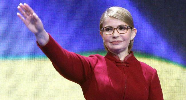 Тимошенко выступила против референдума о переговорах с Россией