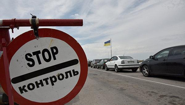 Нарушителей из Украины не пускают в Крым, но не везде