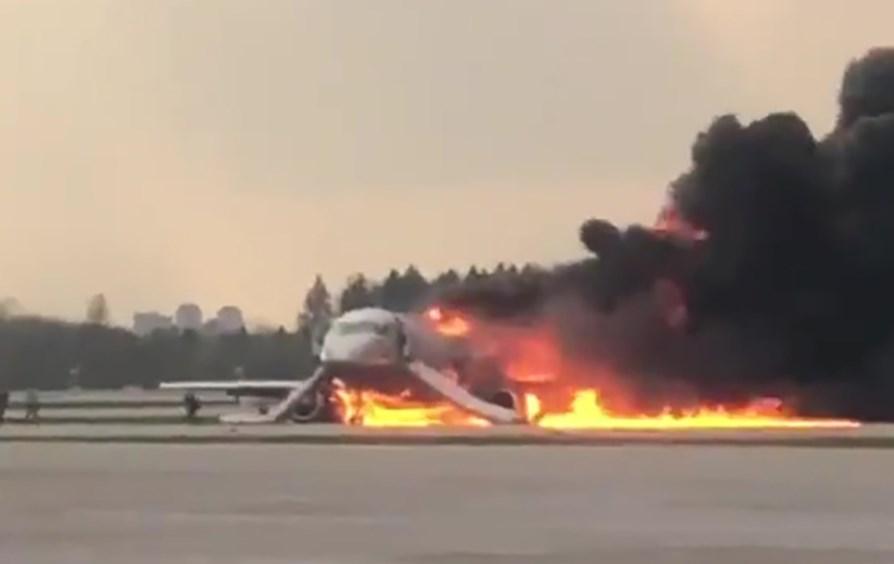 Эксперты проверили версию гибели пассажиров Superjet из-за чемоданов