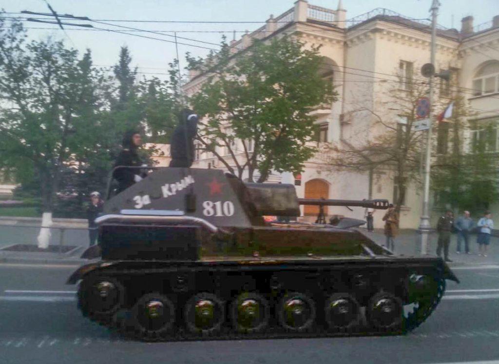 Т-34, «Катюша»: техника времен ВОВ примет участие  в параде Победы в Севастополе