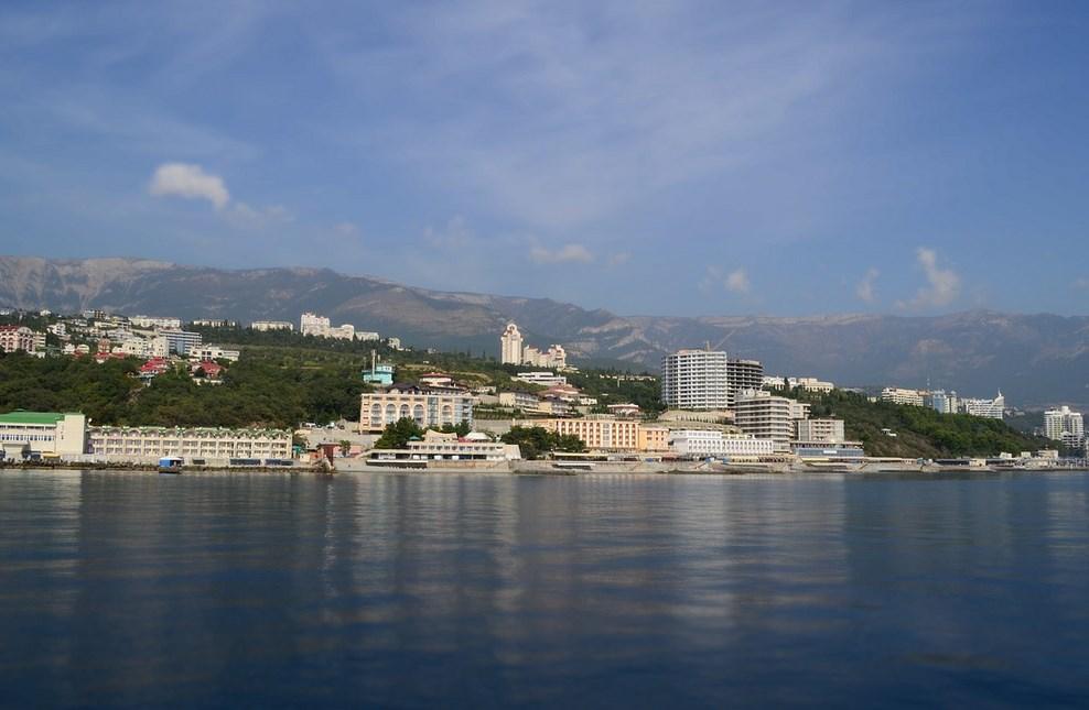 Крымские города вошли в топ-15 курортов России