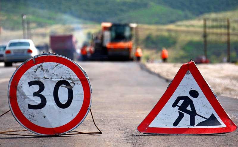 Чтобы не попасть в пробку: в Севавтодоре рассказали, где в городе проводятся ремонтные работы