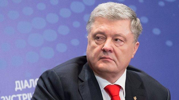 СМИ рассказали, как Порошенко обыграет побег с Украины