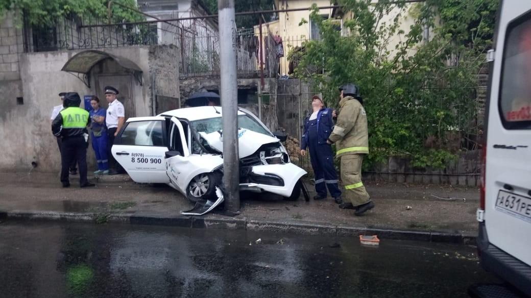погиб пассажир