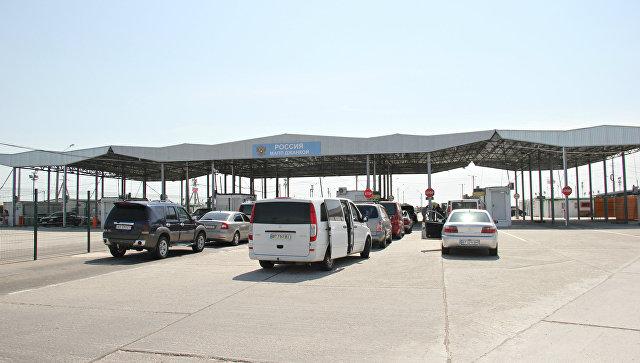 В ФСБ рассказали, как быстро пересечь в Крыму границу с Украиной