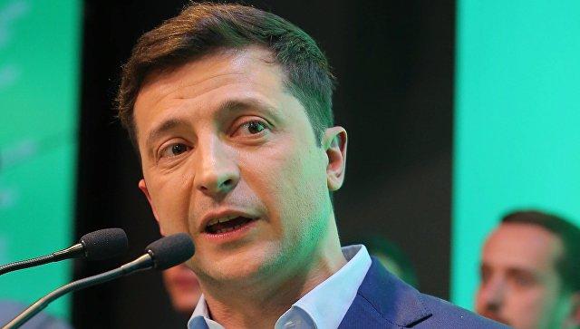 Зеленский обсудит с ЕС и НАТО вопрос возвращения Крыма