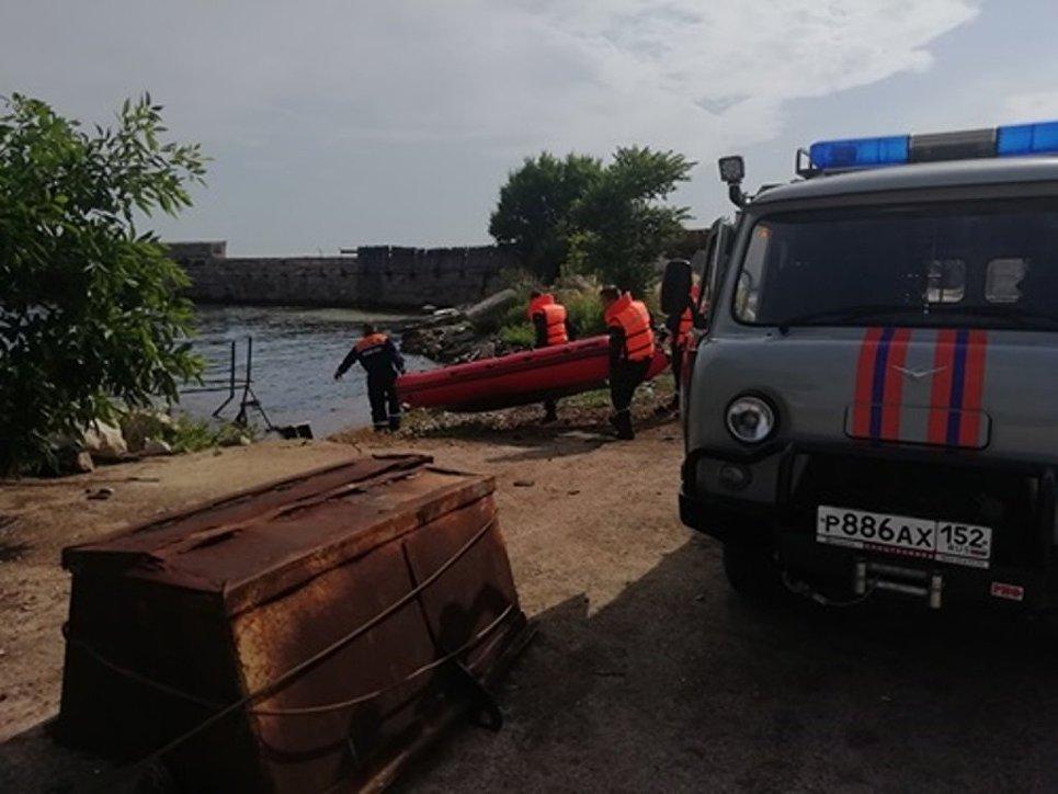 В море у берегов Феодосии нашли погибшим мужчину