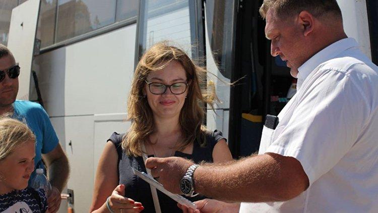 «Eдиный» билет: в Крыму встретили двухмиллионного пассажира