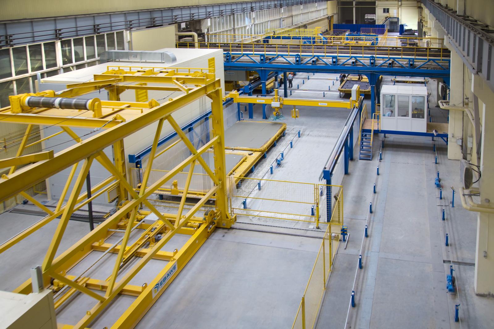В Крыму построят завод по производству плит для домостроения
