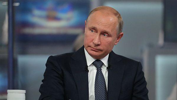 Сегодня пройдет прямая линия с Владимиром Путиным — где смотреть и во сколько