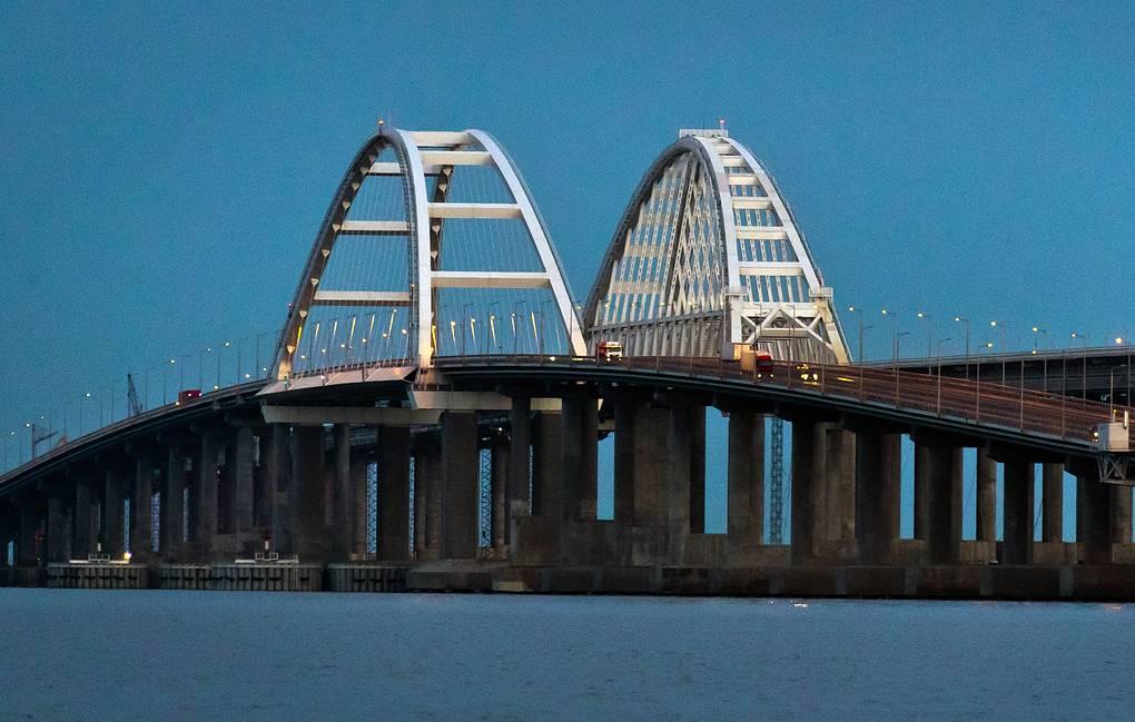 Названа дата запуска ж/д сообщения по Крымскому мосту