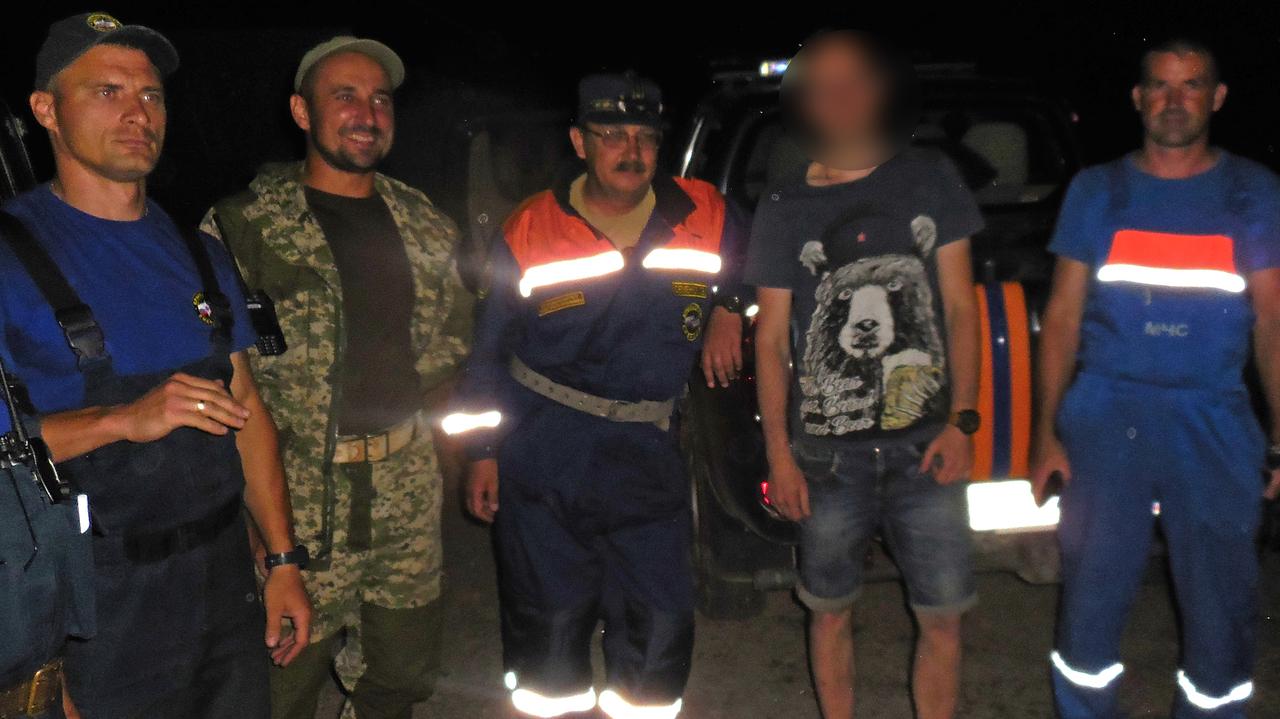 Спасатели ночью искали заблудившегося в горах крымчанина