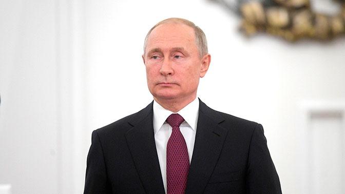 Путин надеется на быструю адаптацию Зеленского в статусе президента