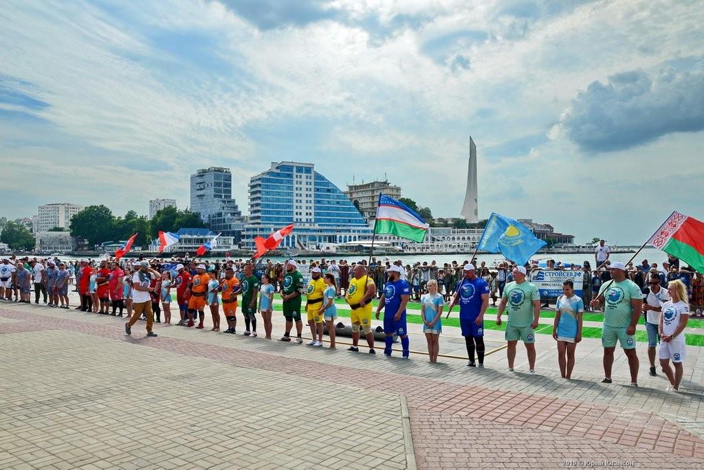На Евразийских играх в Севастополе установлен новый рекорд России