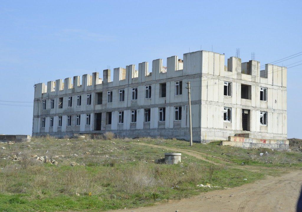 В Севастополе снесут поликлинику