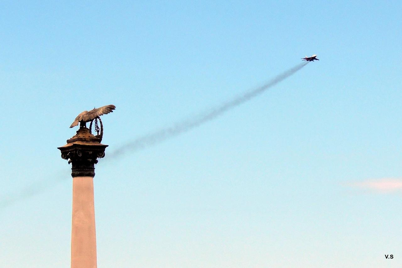 Закрытие конкурса «Авиадартс» и авиашоу в Севастополе посетили более 10 тыс. человек