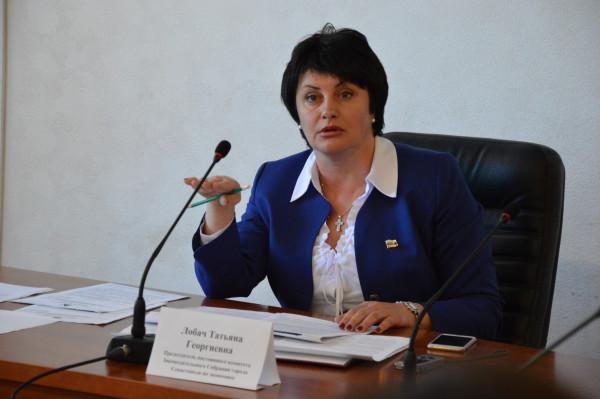 Татьяна Лобач: севастопольцам приходят квитанции за газ, которого у них нет