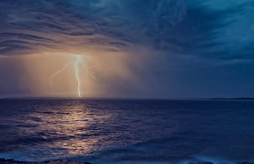 В воскресенье в Крыму кратковременные дожди и грозы