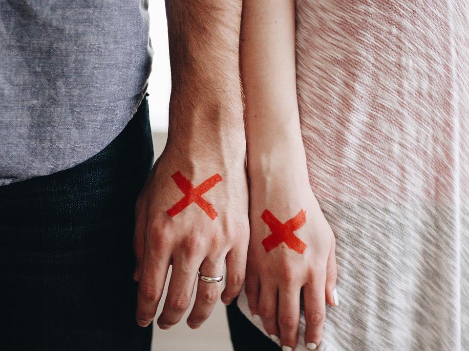 В Крыму стремительно растет число разводов