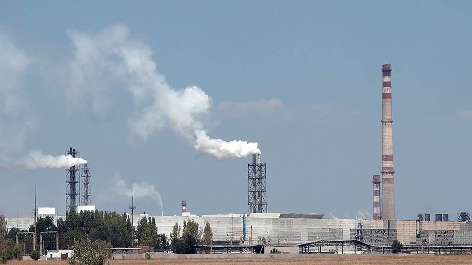 Работу завода «Крымский Титан» в Армянске могут остановить