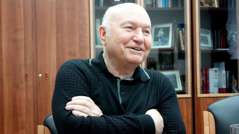 Лужков предложил решение водной проблемы Крыма