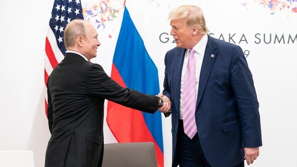 Трамп назвал Путина «прекрасным парнем»