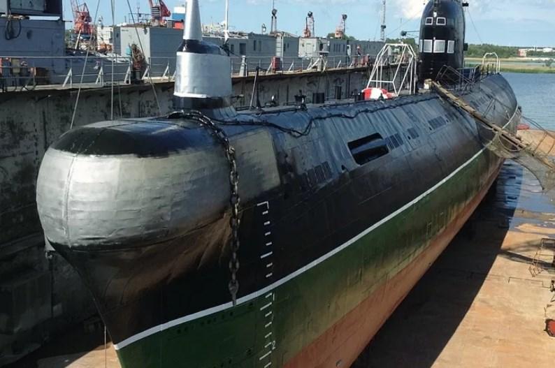 Подводная лодка «Запорожье» может стать музейным экспонатом