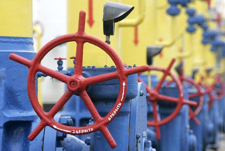 Россия готова сохранить транзит газа через Украину