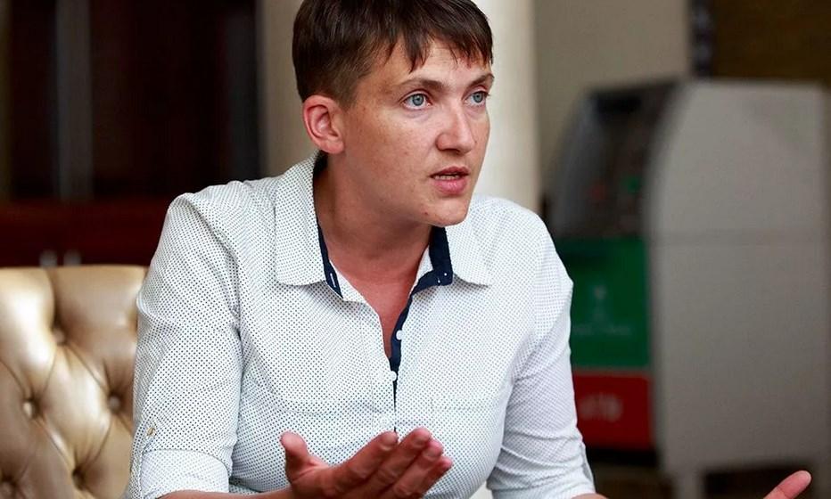 Савченко рассказала об очередном поражении Украины в Донбассе