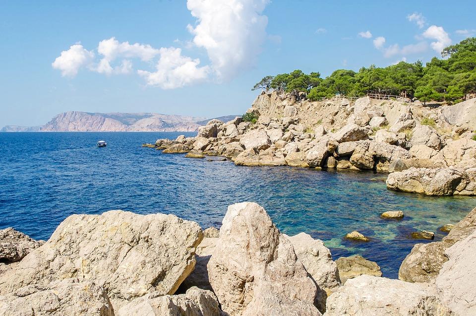 Крым с начала года посетили более ста тысяч иностранных туристов