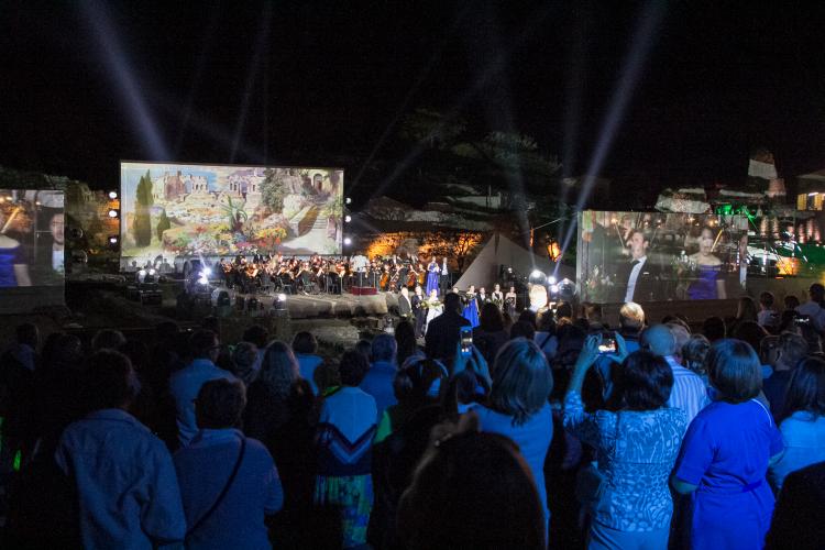 Стали известны главные звезды фестиваля «Опера в Херсонесе»