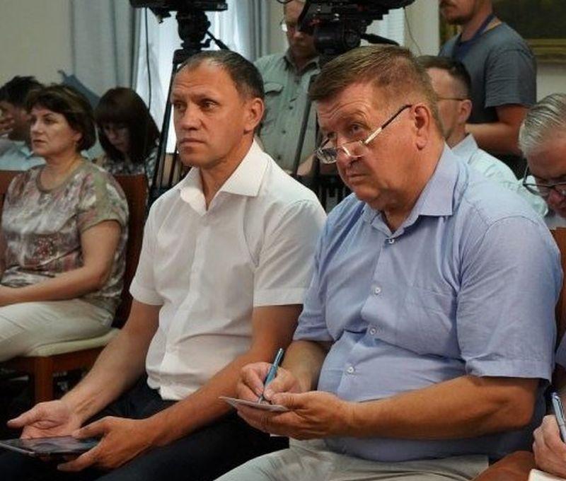 Сергей Живодуев принял участие в разработке программы социально-экономического развития Севастополя