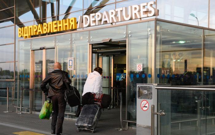 Украинцы просят Зеленского вернуть авиасообщение с Россией