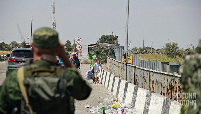 «Постпред» Зеленского в Крыму не решился заехать на полуостров