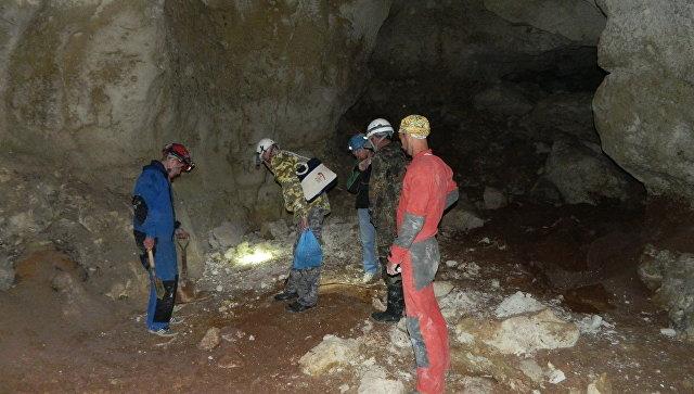 Ученые нашли продолжение пещеры под «Тавридой»