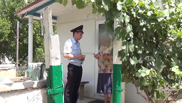 В Крыму полицейский с помощью боевого искусства обезвредил вооруженного грабителя