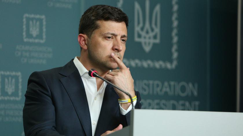 Соловьёв рассказал об «обиде» Зеленского на Путина
