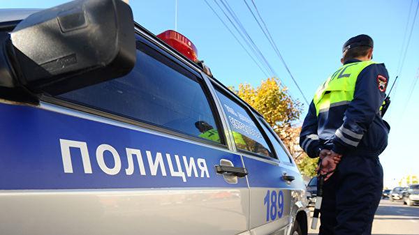 В Крыму сотрудники ГИБДД преследовали водителя из Закавказья