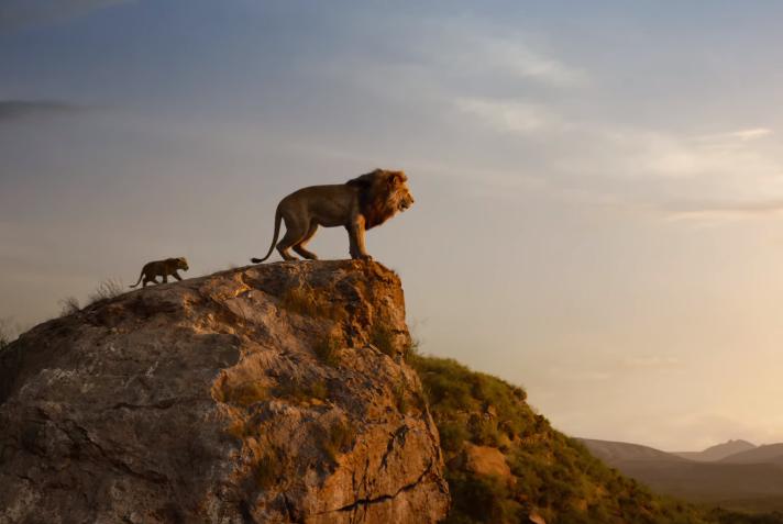 Режиссер нового «Короля Льва» спрятал в фильме одну «настоящую» сцену