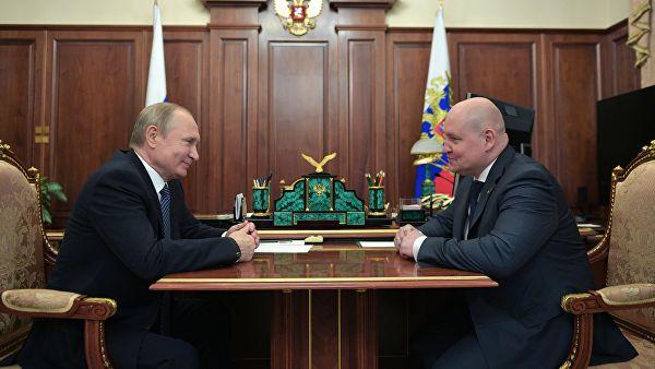 Михаил Развожаев прокомментировал свое назначение на пост врио губернатора Севастополя