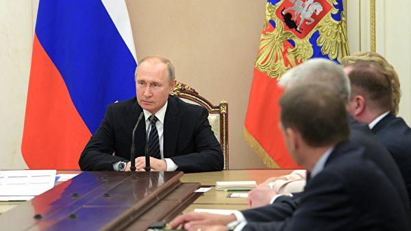 Владимир Путин утвердил поправки в бюджет России на 2019 год